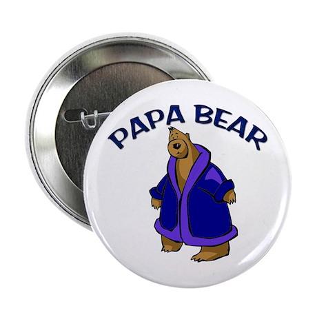 "Papa Bear 2.25"" Button (10 pack)"