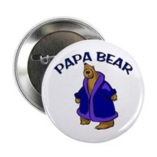 Papa Bear Button