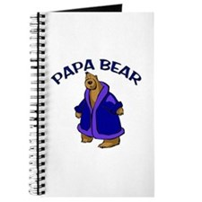 Papa Bear Journal