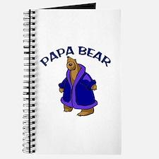 Papa Bear Journal