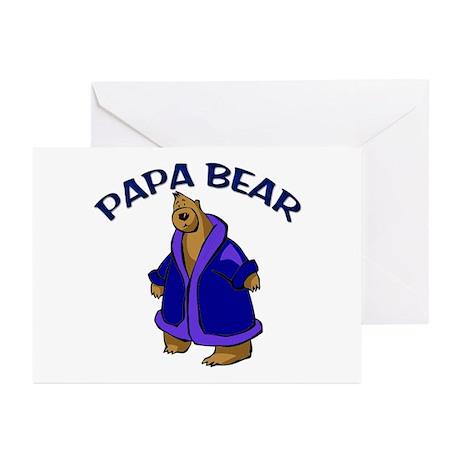 Papa Bear Greeting Cards (Pk of 10)