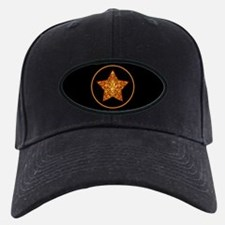 Gold Leaf Star Baseball Hat