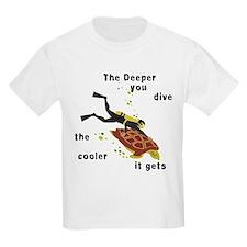 SCUBA Diving Kids T-Shirt