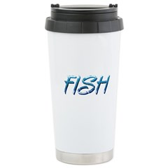 TOP Fish Travel Mug