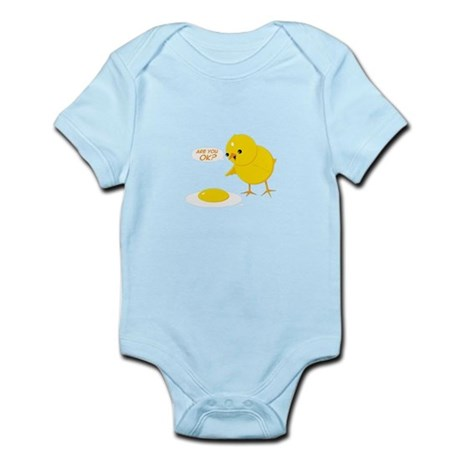 Are you ok? Infant Bodysuit