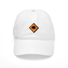 Bear Crossing Baseball Cap