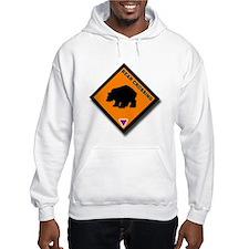 Bear Crossing Hoodie