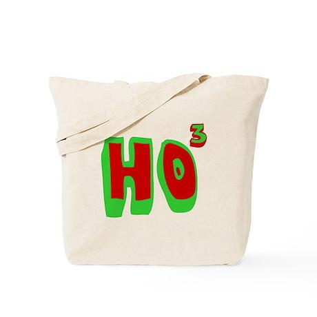 Ho3 (Ho, Ho, Ho) Tote Bag