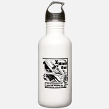 Old time radio Water Bottle