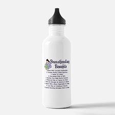 Breastfeeding Benefits Water Bottle