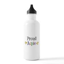 Proud Aspie Water Bottle