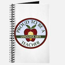 Language Arts Teacher Journal