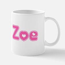 """Zoe"" Mug"