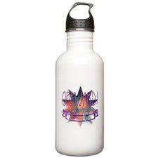 Macomb Disc Golf Thermos®  Bottle (12oz)