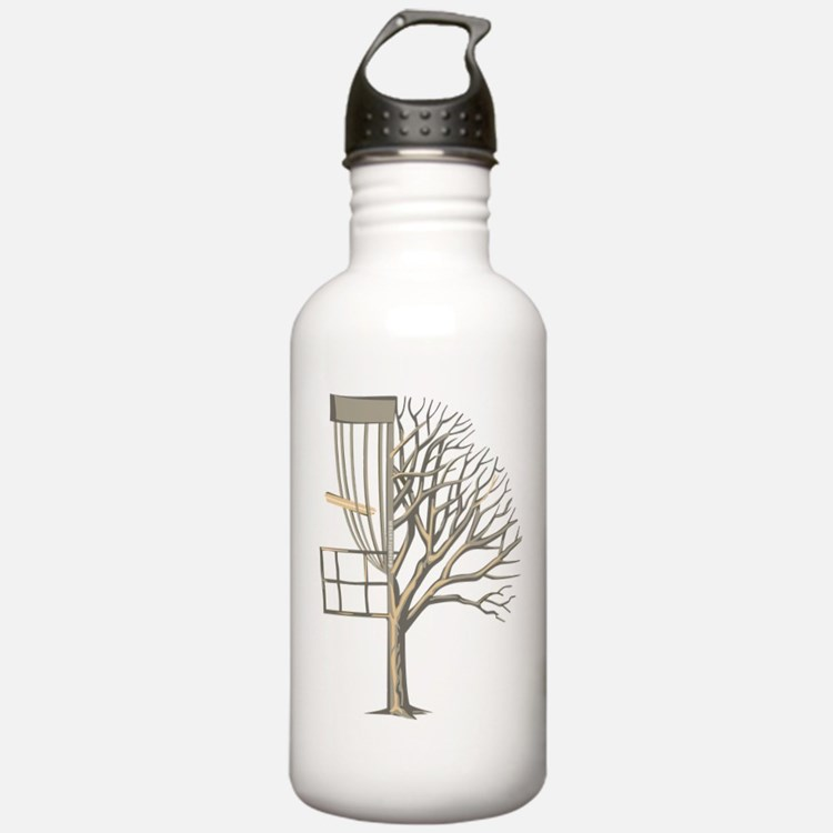 Macomb Disc Golf Water Bottle