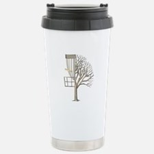 Macomb Disc Golf Stainless Steel Travel Mug