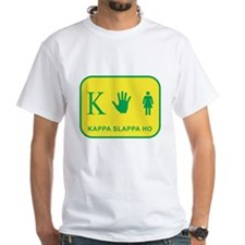 Kappa Slappa Ho (Green) Shirt