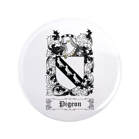 "Pigeon 3.5"" Button (100 pack)"