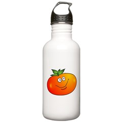Smiling Tomato Water Bottle