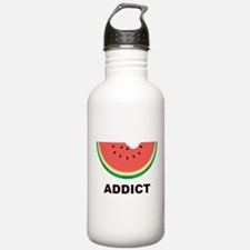 Watermelon Addict Water Bottle