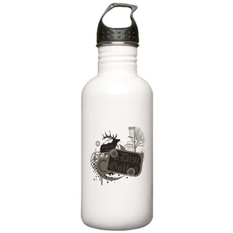 'Oakland' Stainless Water Bottle 1.0L