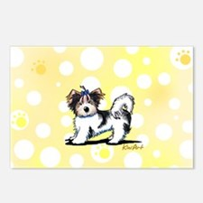 Banana Cream Biewer Postcards (Package of 8)