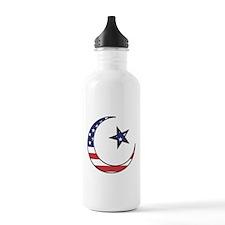 American Muslim Water Bottle