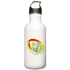 Mosque Water Bottle