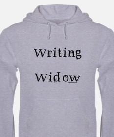 Writing widow Jumper Hoody