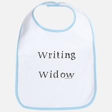 Writing widow Bib