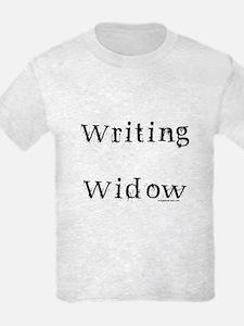 Writing widow T-Shirt