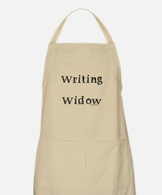 Writing widow Apron