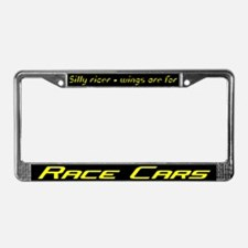 Silly Ricer License Plate Frame