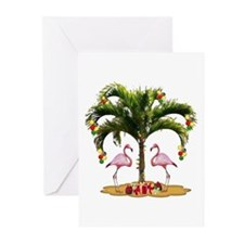 Tropical Holiday Greeting Cards (Pk of 10)