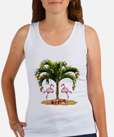 Tropical Holiday Women's Tank Top