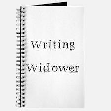 Writing widower Journal