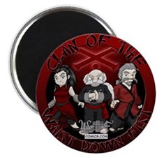 Gnomish Monks Magnet