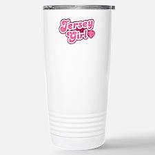 Jersey Girl Stainless Steel Travel Mug