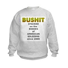 Stacked Bushit Sweatshirt