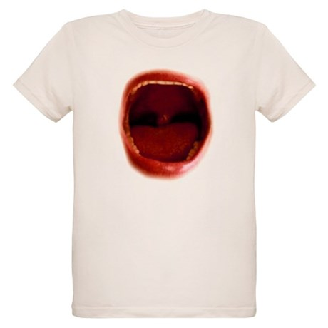 The Scream Organic Kids T-Shirt