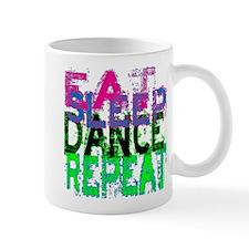 Eat Sleep Dance Repeat Mug
