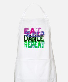 Eat Sleep Dance Repeat Apron