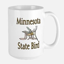Minnesota State Bird Large Mug