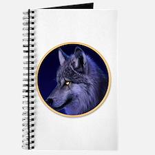 Wolf Spirit Guide Journal