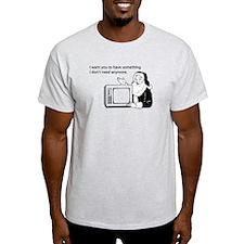 Used Christmas Gift T-Shirt