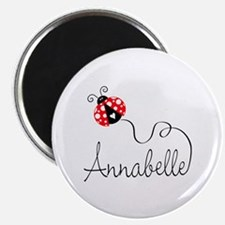 Ladybug Annabelle Magnet