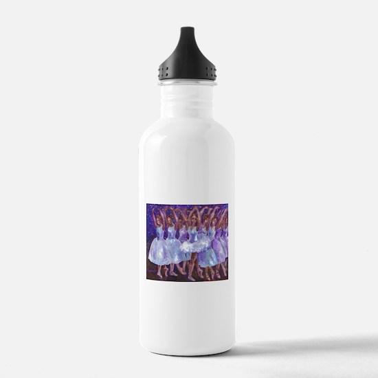 Nutcracker Snow Dance Water Bottle