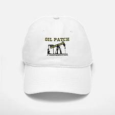 Oil Patch Pump Jack Baseball Baseball Cap