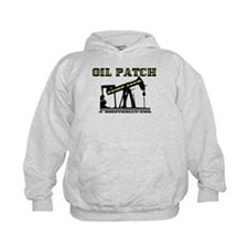 Oil Patch Pump Jack Hoodie