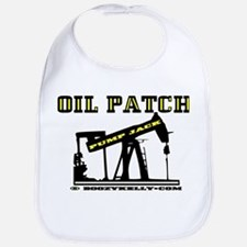 Oil Patch Pump Jack Bib